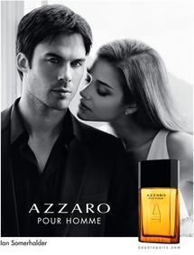 Постер Azzaro pour Homme