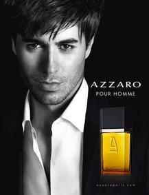 Постер Azzaro pour Homme Intense