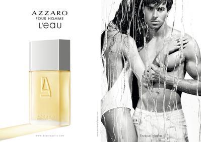 Постер Azzaro pour Homme L'eau