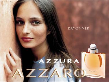 Постер Azzaro Azzura