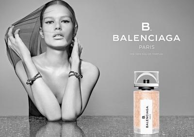 Постер B Balenciaga
