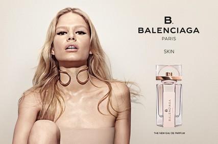 Постер B Balenciaga Skin