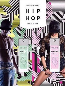 Постер Alyssa Ashley B-Girl Hip-Hop