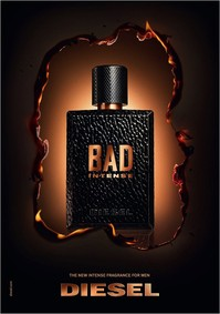Постер Diesel Bad Intense