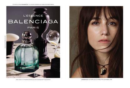 Постер Balenciaga L'essence