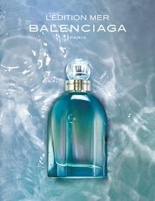 Постер Balenciaga Paris L'Édition Mer