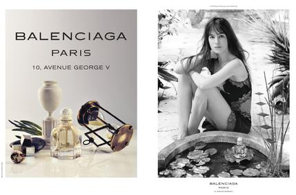 Постер Balenciaga Paris 10 Avenue George V