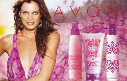 Постер Avon Bali Bliss