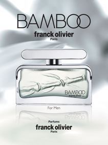 Постер Franck Olivier Bamboo for Men