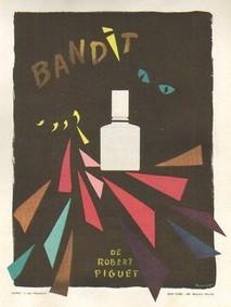 Постер Robert Piguet Bandit