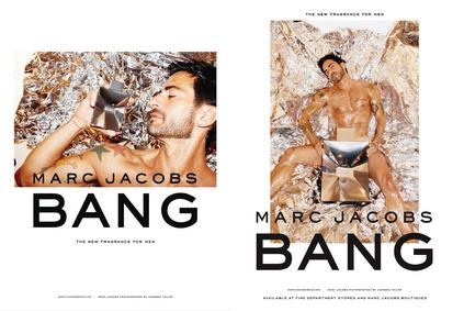 Постер Marc Jacobs Bang