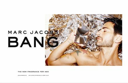 Постер Marc Jacobs Bang