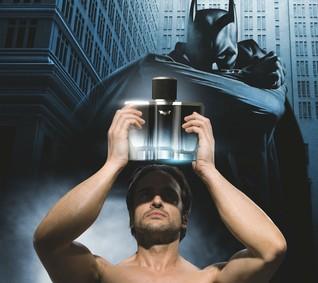 Постер Batman Begins
