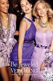 Постер Vera Wang Be Jeweled