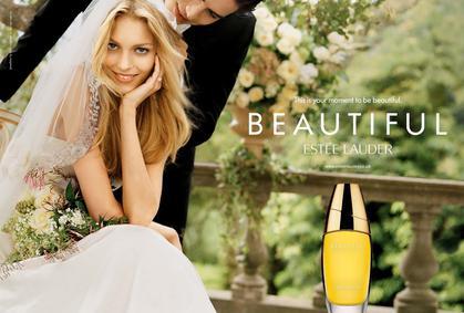 Постер Estee Lauder Beautiful