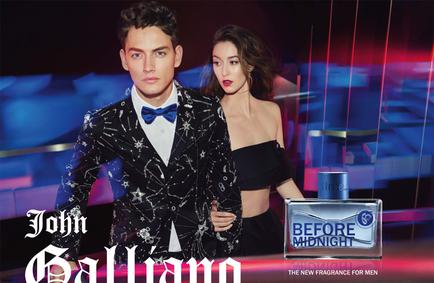 Постер John Galliano Before Midnight