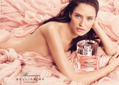 Постер Blumarine Bellissima Parfum Intense