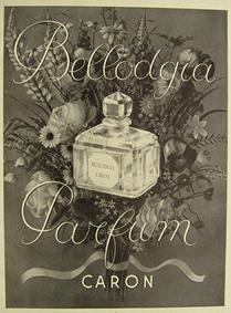 Постер Caron Bellodgia