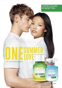 Постер Benetton United Dreams One Love