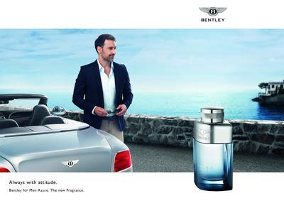 Постер Bentley for Men Azure