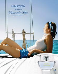 Постер Nautica Bermuda Blue