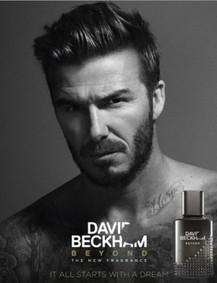 Постер David Beckham Beyond