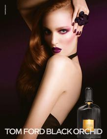 Постер Tom Ford Black Orchid