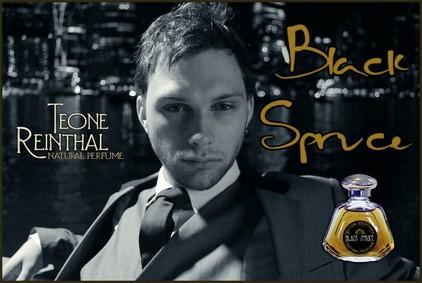 Постер Teone Reinthal Natural Perfume Black Spruce