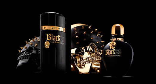 Постер Paco Rabanne Black XS L'Aphrodisiaque for Men