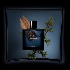 Постер Bleu De Chanel Parfum