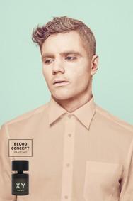 Постер Blood concept XY Nude Wood