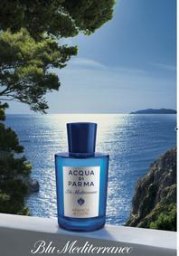 Постер Acqua di Parma Blu Mediterraneo Arancia Di Capri