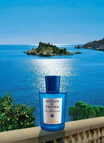 Постер Acqua di Parma Blu Mediterraneo Cedro di Taormina