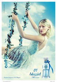 Постер Blumarine Blugirl Jus N°1