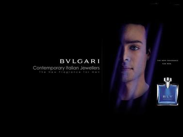 Постер Bvlgari BLV pour Homme