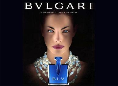 Постер Bvlgari BLV