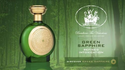 Постер Boadicea the Victorious Green Sapphire