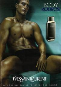 Постер Yves Saint Laurent Body Kouros