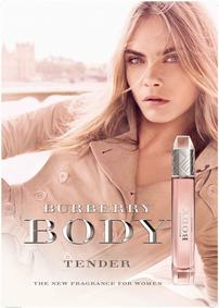 Постер Burberry Body Tender
