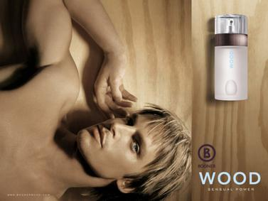 Постер Bogner Wood Man
