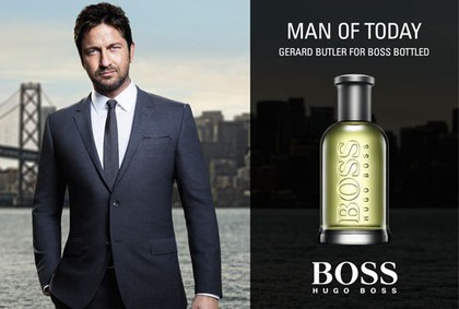 Постер Hugo Boss Boss Bottled