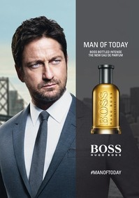 Постер Hugo Boss Boss Bottled Intense