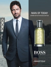 Постер Hugo Boss Boss Bottled Reloaded 2014