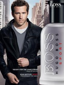 Постер Hugo Boss Boss Bottled Sport