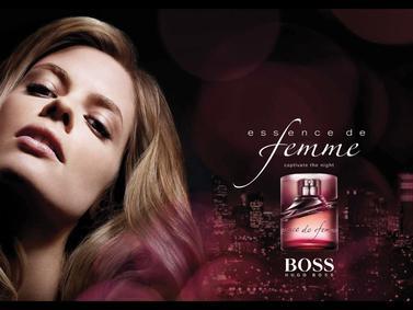 Постер Hugo Boss Boss Essence de Femme