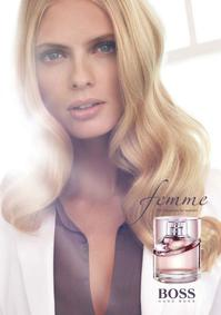 Постер Hugo Boss Boss Femme