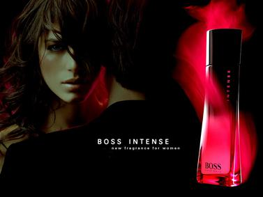 Постер Hugo Boss Boss Intense