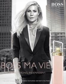 Постер Hugo Boss Boss Ma Vie Pour Femme