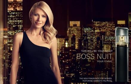 Постер Hugo Boss Boss Nuit Intense Pour Femme
