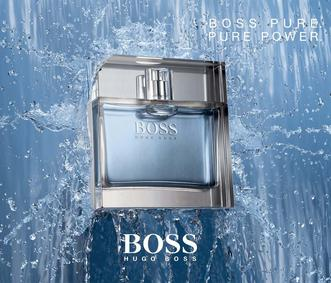 Постер Hugo Boss Boss Pure